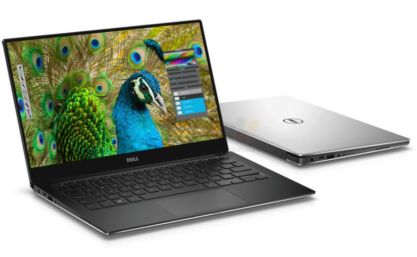 DELL XPS 13-5200U-128GB Infinity Display Silver